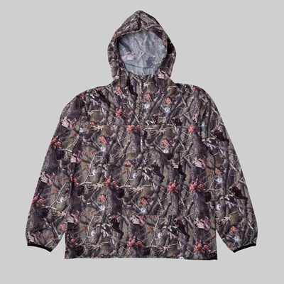 RIP N DIP NERM AND JERM CAMO PACKABLE JACKET MULTI