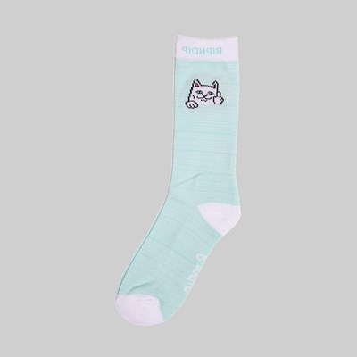 RIP N DIP PEEKING LORD NERMAL SOCKS MINT