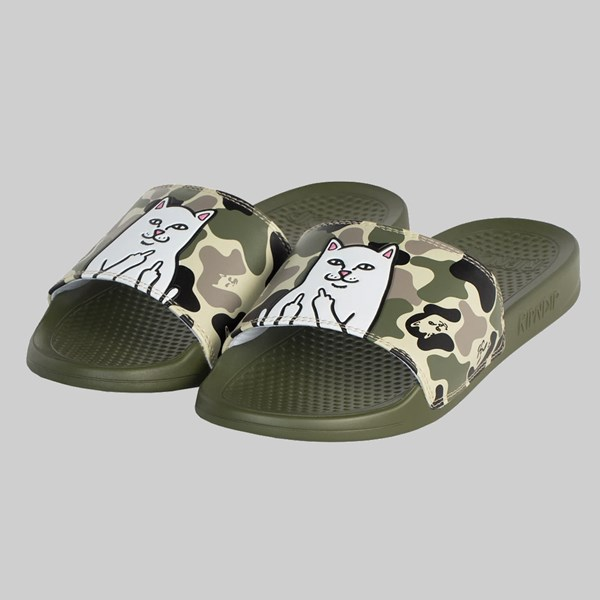 RIP N DIP LORD NERMAL SLIDES ARMY CAMO