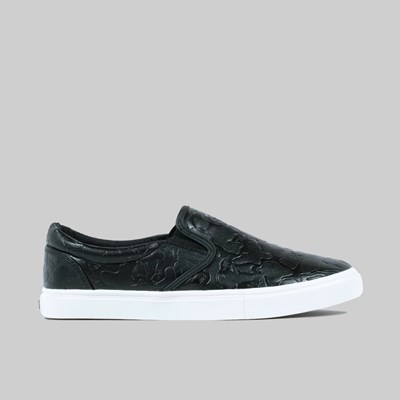 RIP N DIP BLACKOUT SLIP ON SHOES BLACK