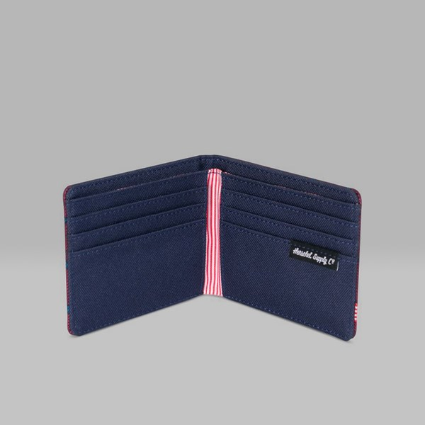 HERSCHEL ROY WALLET UNIVERSITY WINDSOR WINE