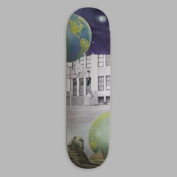FUCKING AWESOME SAGE ELESSER DUNK DECK 8.38