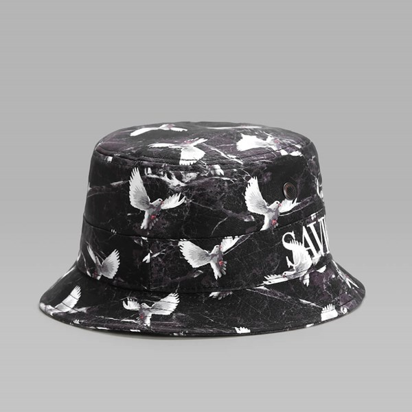 Cayler & Sons Savior Bucket Hat Black Marble