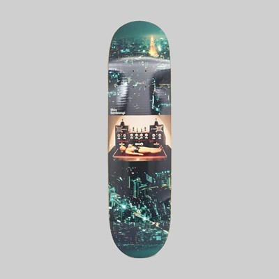 POLAR SKATE CO. SHIN SANBOGI 'ASTRO BOY' DECK 8.00