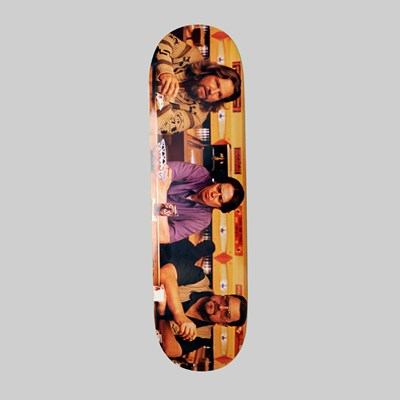 SKATEBOARD CAFE BOWLING DECK 8.5""