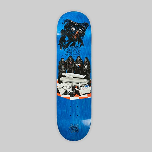 POLAR SKATE CO. PAUL GRUND 'SLEEP PARALYSIS' DECK 8.5""