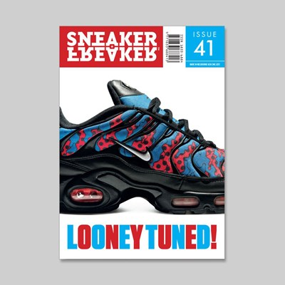 SNEAKER FREAKER MAGAZINE ISSUE 41