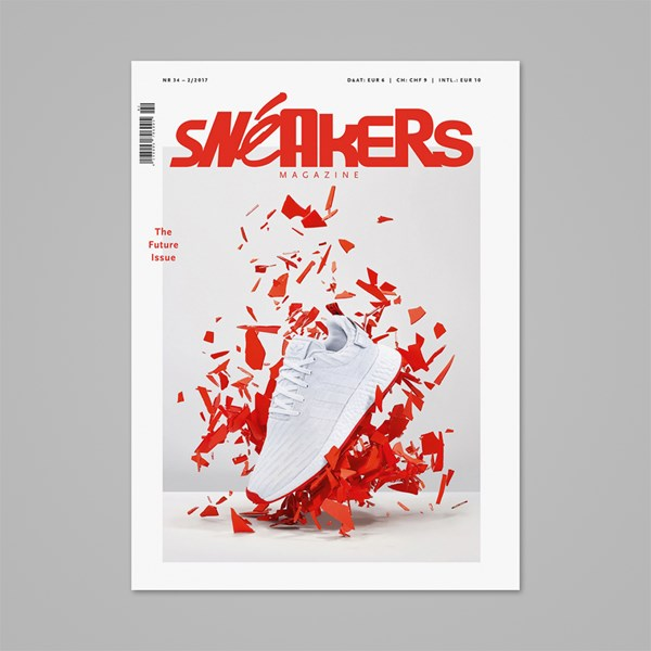 Sneakers Magazine Issue 34