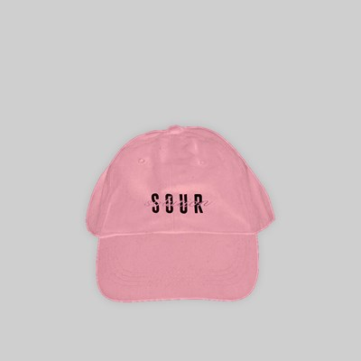 SOUR SOLUTION DEALER CAP PINK