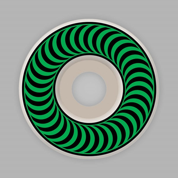 SPITFIRE WHEELS CLASSIC WHITE 52MM