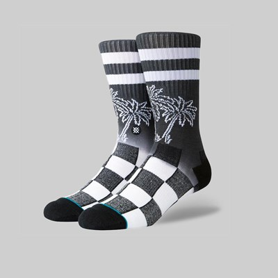 STANCE SOCKS DIPPED BLACK