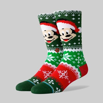 STANCE SOCKS X DISNEY 'MICKEY' MULTI