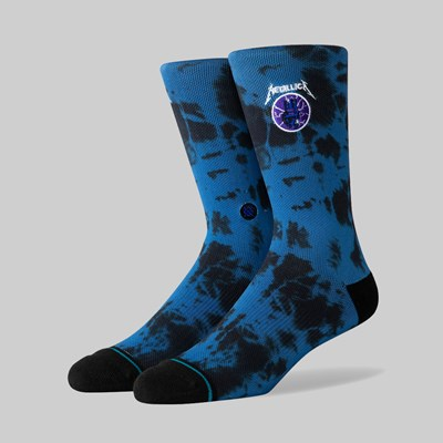 STANCE SOCKS X METALLICA 'RIDE THE LIGHTNING' ROYAL
