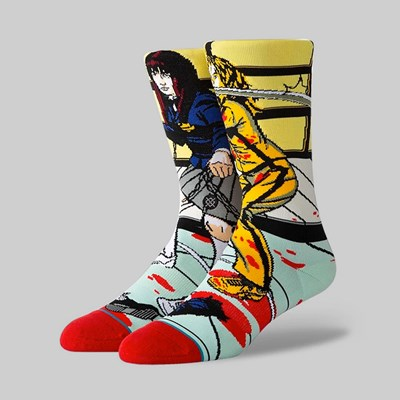 STANCE SOCKS X TARANTINO 'THE BRIDE' PURPLE