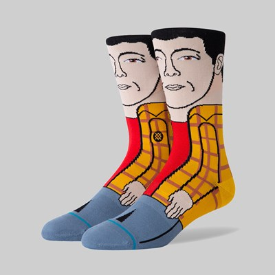 STANCE SOCKS X HAPPY GILMORE HAPPY MULTI