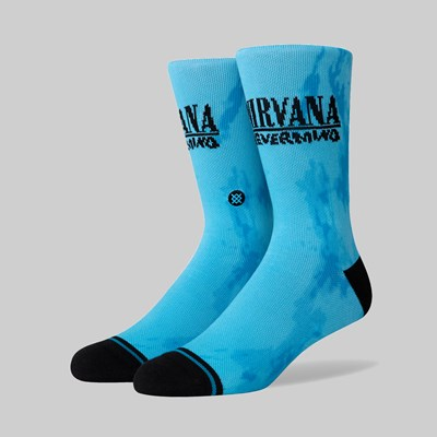 STANCE SOCKS X NIRVANA NEVERMIND BLUE