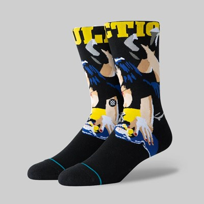 STANCE SOCKS X TARANTINO 'PULP FICTION' BLACK