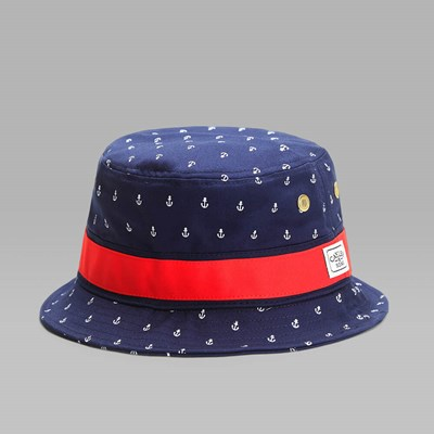 Cayler & Sons Stay True Bucket Hat Deep Navy