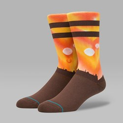 STANCE X STAR WARS TATOOINE SOCKS ORANGE