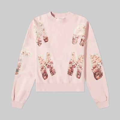 THAMES MMXX REBORN CREWNECK SWEAT ROSE