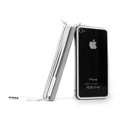 TidyTilt For iPhone 4/4S Gray