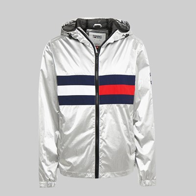 TOMMY JEANS METALLIC JACKET METALLIC