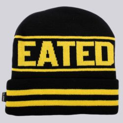 Undefeated UNDEFEATED Stripe Beanie Black