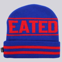 Undefeated UNDEFEATED Stripe Beanie Blue