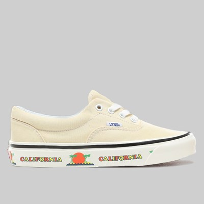 VANS ERA 95 DX ANAHEIM CALIFORNIA TAPE OG CREAM