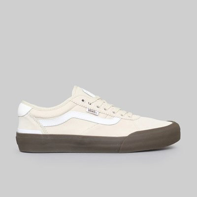 VANS SKATE CHIMA PRO 2 DARK GUM DOVE WHITE