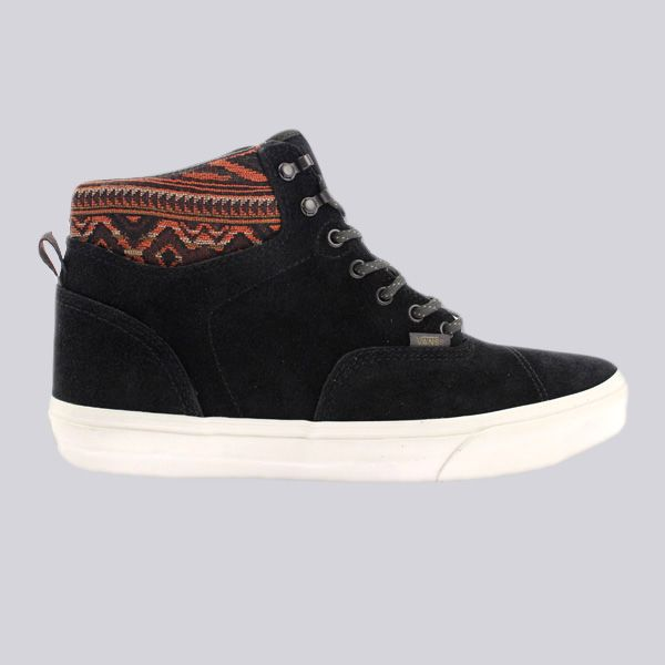 Vans Era Hi CA Shoes Hiker Black Inca  03ff5d4af0