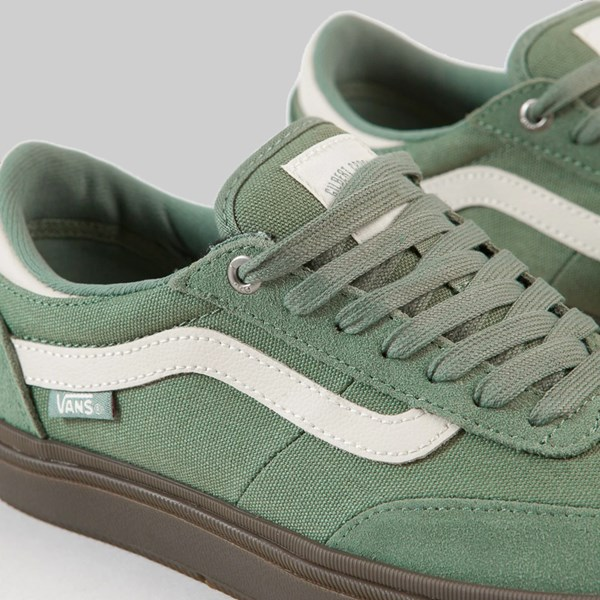 VANS GILBERT CROCKETT PRO DARK GUM HEDGE GREEN