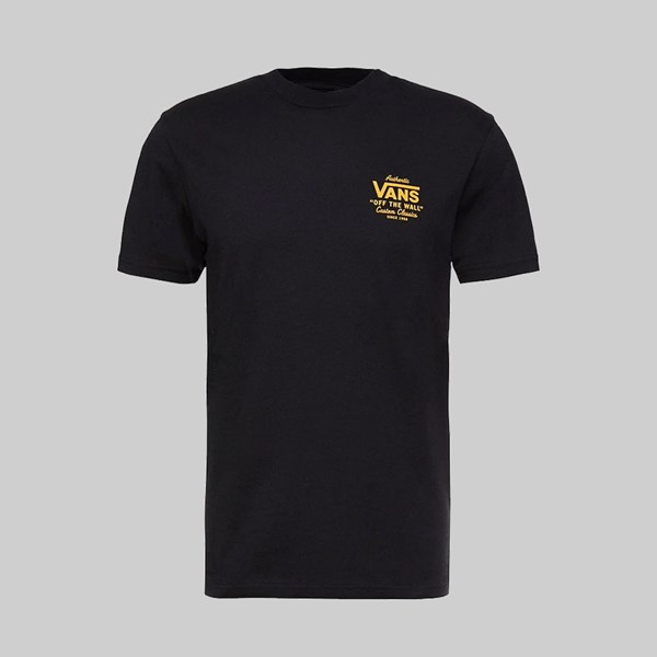 VANS HOLDER STREET II SS T-SHIRT BLACK