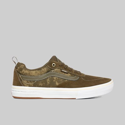 VANS KYLE WALKER PRO MILITARY WHITE