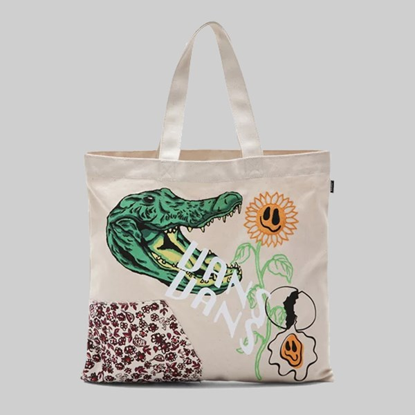 VANS MICRO DAZED TOTE BAG
