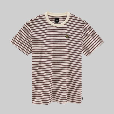 VANS MICRO DAZED SS T-SHIRT SEED PEARL
