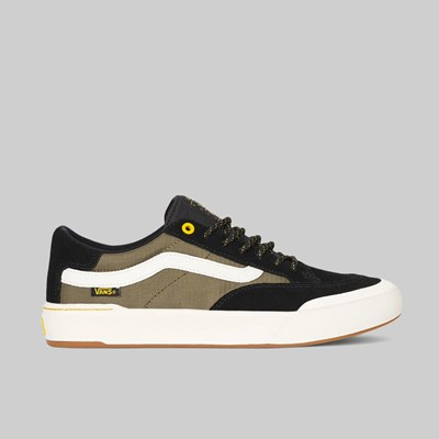 VANS SKATE ELIJAH BEARLE PRO BLACK MILITARY