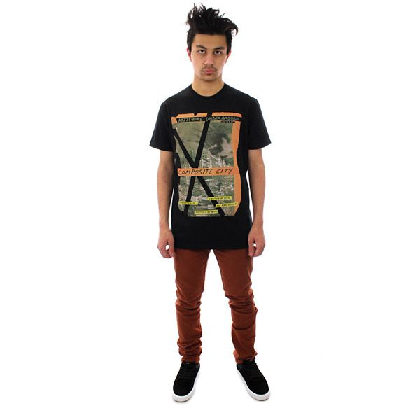 Volcom FA Freeman Lowe T Shirt Black