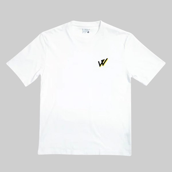 WAYWARD LONDON CIGGIES SS T-SHIRT WHITE