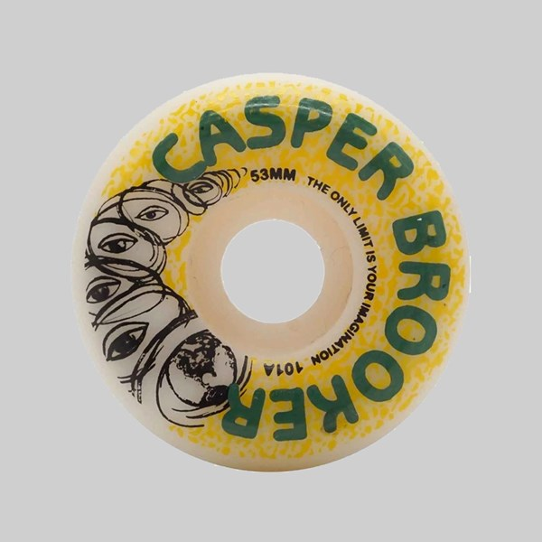 WAYWARD WHEELS PRO FORMULA CASPER BROOKER 53MM