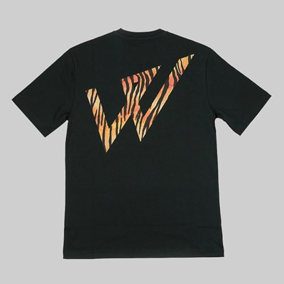 WAYWARD SKATEBOARDS TONY SS T-SHIRT BLACK