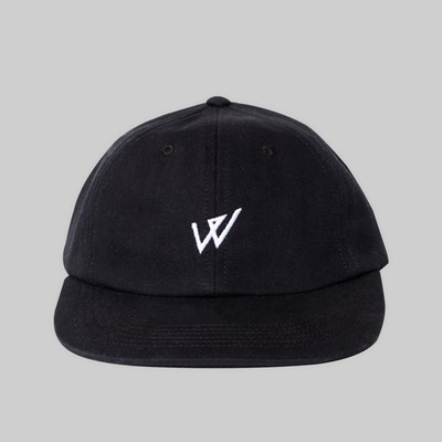 WAYWARD LONDON WALPHY CAP BLACK
