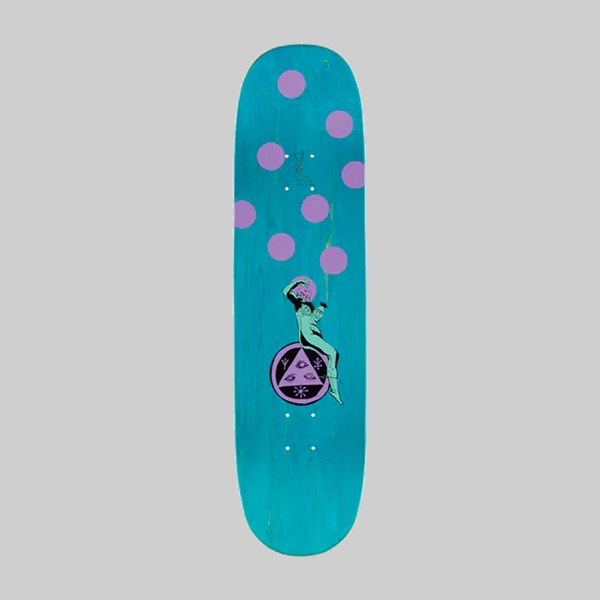 "WELCOME 'GORGON ON ENENRA' 8.5"" DECK"