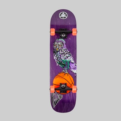WELCOME SKATEBOARDS HOOTER SHOOTER COMPLETE 8.0