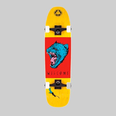 WELCOME SKATEBOARDS TASMANIAN ANGEL COMPLETE 8.25""