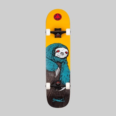 WELCOME SKATEBOARDS SLOTH COMPLETE 7.75