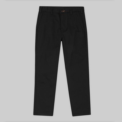LEVI'S SKATEBOARDING WORK PANT BLACK TWILL