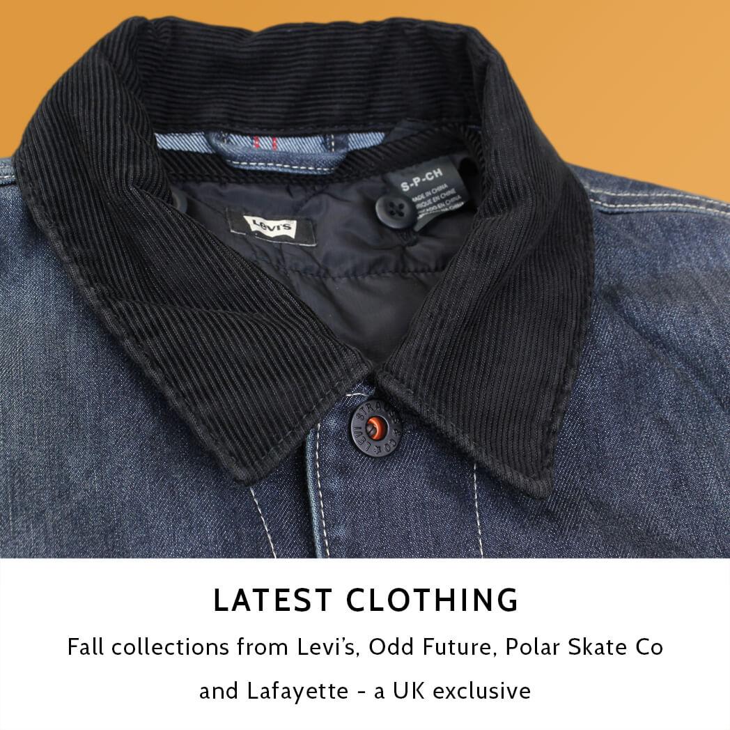 Latest Clothing at Attitude Inc