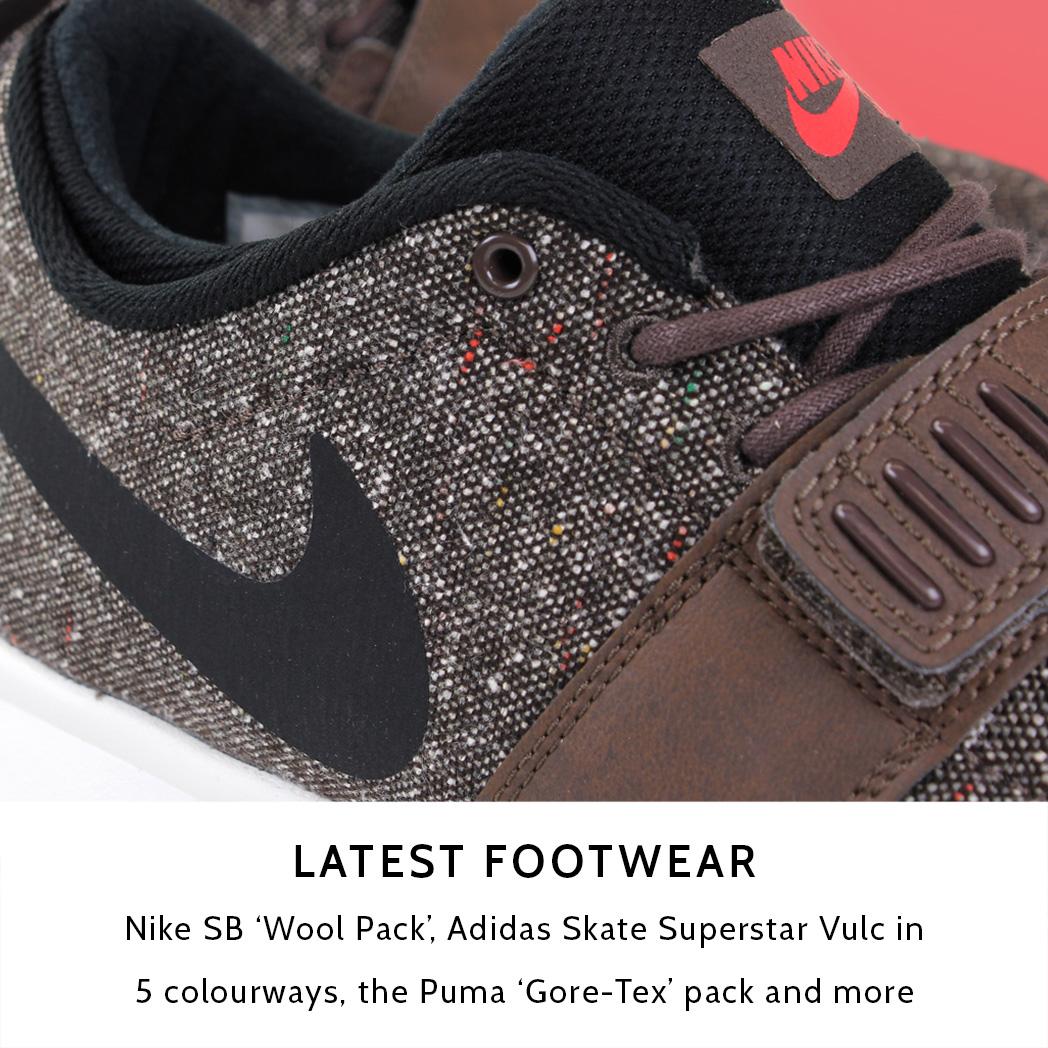 Latest Footwear at Attitude Inc