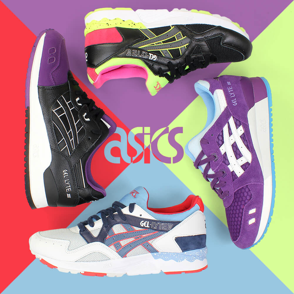 Asics at Attitude Inc